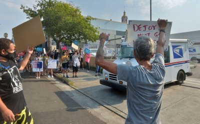 Activists Rally Nationwide to Support the U.S. Postal Service