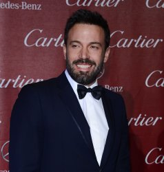 Ben Affleck arrives at the 24th annual Palm Springs International Film Festival in Palm Springs, California