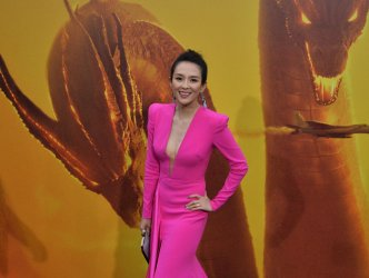 """Ziyi Zhang attends the """"Godzilla: King of the Monsters' premiere in Los Angeles"""