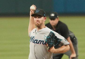 Miami Marlins Pitcher Anthony Bender