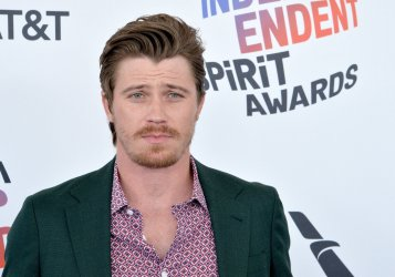 Garrett Hedlund attends the Film Independent Spirit Awards in Santa Monica, California