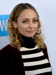 Nicole Richie arrives for We Day California in Inglewood, California