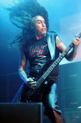 SLAYER PERFORMS IN CONCERT IN WEST PALM BEACH