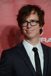 Ben Folds arrives at 2013 MusiCares Person of the Year gala in Los Angeles