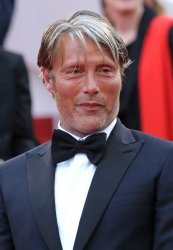 Mads Mikkelsen attends the Cannes Film Festival