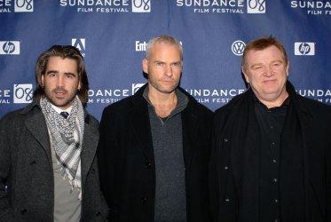 """In Bruges "" premiere at the Sundance Film Festival in Park City, Utah"