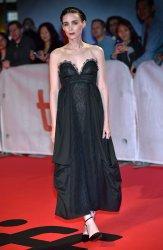 Rooney Mara attends 'Joker' premiere at Toronto Film Festival