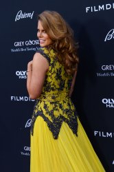 "Michelle Celeste attends the ""Olympus Has Fallen"" premiere in Los Angeles"