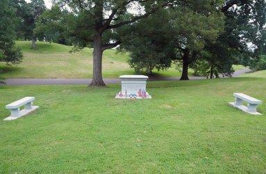 The Gravesite Of Rush Limbaugh