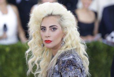 Lady Gaga at the Met Costume Institute Benefit