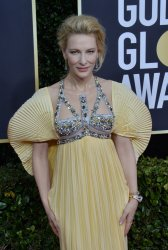 Cate Blanchett attends the 77th Golden Globe Awards in Beverly Hills