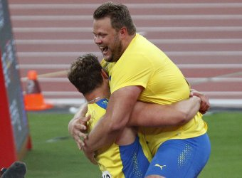 Sweden Takes Gold and Silver in Discus at Tokyo Olympics