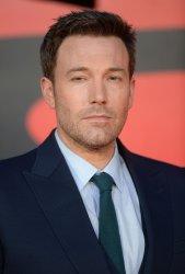 Ben Affleck attends Batman v Superman: Dawn Of Justice premiere in London