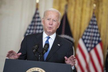 President Joe Biden Delivers Remarks on Transportation Supply Chain Bottlenecks