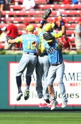 Tampa Bay Rays defeat St. Louis Cardinals