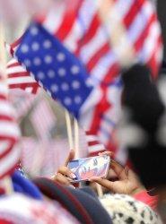 President Obama Inauguration Ceremony in Washington