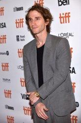 Max Winkler attends 'Jungleland' premiere at Toronto Film Festival