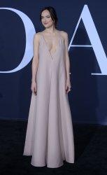 "Dakota Johnson attends the ""Fifty Shades Darker"" premiere in Los Angeles"