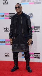 41st annual American Music Awards held in Los Angeles, California