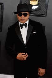 LL Cool J arrives for the 62nd annual Grammy Awards in Los Angeles