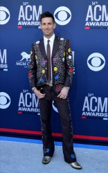 Jake Owen attends the Academy of Country Music Awards in Las Vegas