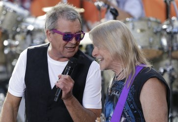 Deep Purple on the NBC Today Show