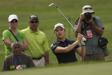 U.S. Women's Open Third Round in Colorado Springs, Colorado