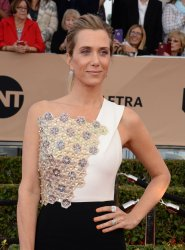Kristen Wiig attends the 22nd annual Screen Actors Guild Awards