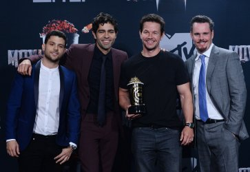 2014 MTV Movie Awards in Los Angeles