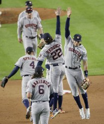 Yankees play Astros in ALCS at Yankee Stadium