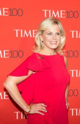 Gretchen Carlson arrives at the TIME 100 Gala in New York