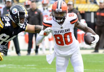 Steelers Tyson Alualu Stops Browns  Landry For Lost