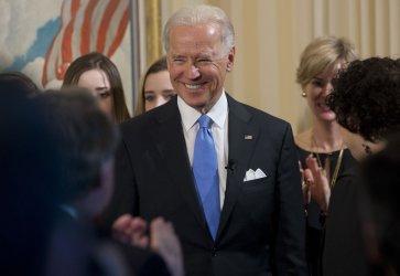 Vice-President Joe Biden Takes Oath of Office in Washington