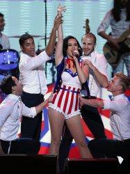 Katy Perry performs at Kids' Inaugural in Washington