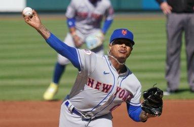 New York Mets Starting Pitcher Marcus Stroman