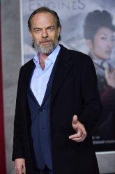 Hugo Weaving attends 'Mortal Engines' premiere in LA