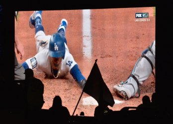 Dodgers Beat Rays for First World Series Win Title in 32 Years