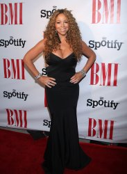 Mariah Carey honored at the 2012 BMI Urban Music Awards in Beverly Hills, California