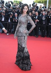 Eva Green attends the Cannes Film Festival