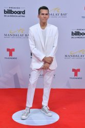 Jean Cintron attends the Billboard Latin Music Awards in Las Vegas