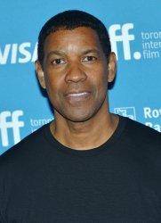 Denzel Washington attends 'The Equalizer' photocall at the Toronto International Film Festival