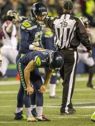 Seattle Seahawks Atlanta Falcons beat the Seattle Seahawks 34-31in Seattle