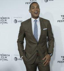 Don Lemon at Clive Davis Premiere in New York