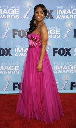 Keshia Knight Pulliam attends the 42nd NAACP Image Awards Awards in Los Angeles