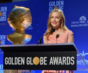 Leslie Mann announces nominees for the 76th Golden Globes  in Beverly Hills