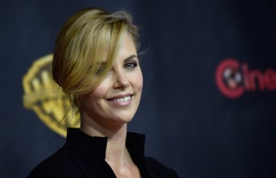 Charlize Theron attends at the 2015 CinemaCon in Las Vegas