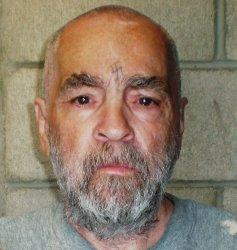 New photograph of mass murderer Charles Manson in prison