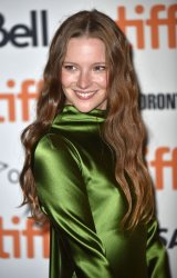 Morfydd Clark attends 'The Personal History of David Copperfield' premiere at Toronto Film Festival
