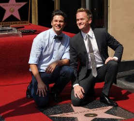 Neil Patrick Harris receives star on Hollywood Walk of Fame in Los Angeles