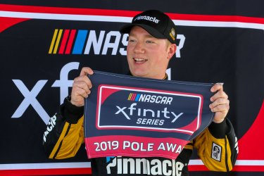 2019 NASCAR Racing Experience 300 Qualifying